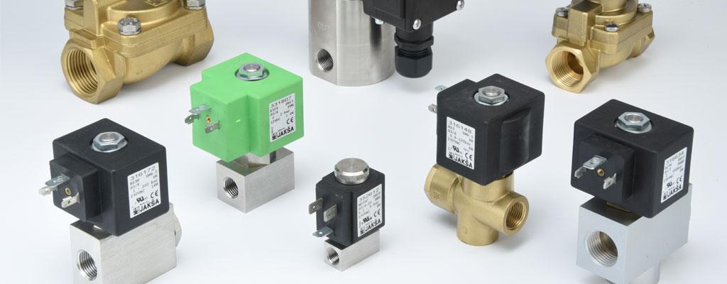 Magnetni ventili za visoke tlake